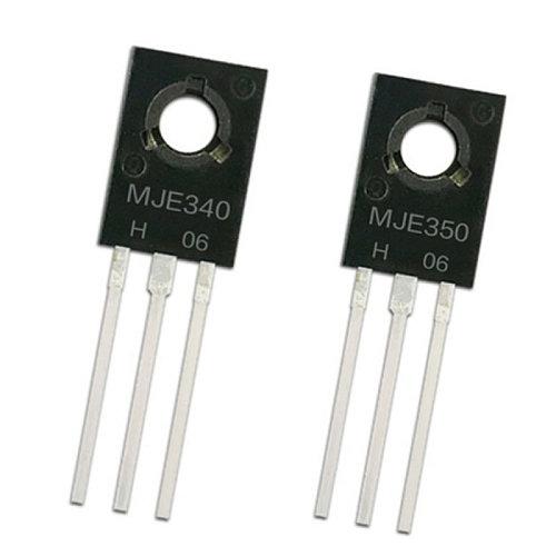 MCIGICM 10 pairs MJE340 MJE350 to-126