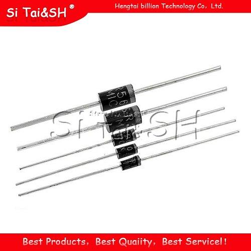 20PCS Schottky Rectifier Diode SR240 SR260 SR360 SR540 SR560 SR2100 SR3100 SR3200 SR5100 SR5150 SR5200 TUN-41 TUN-27