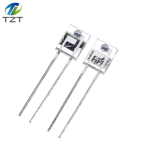 10pcs/lot Brand new original PT908-7C-R infrared receiving tube square side photosensitive receiving diode
