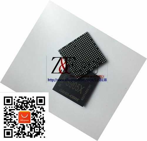 CPU Processor S905X  Chip  //  S905L-B CPU / S905L BGA  NEW ORIGINAL  (sold by piece=1PCS/Lot)