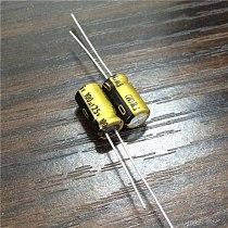 10pcs 100uF 25V NICHICON FW Series 6.3x11mm 25V100uF Audio Aluminum Electrolytic Capacitor