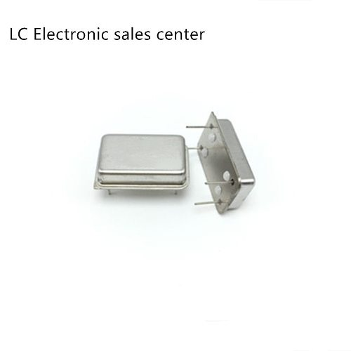 5pcs 32.768KHZ 32.768K 32768 In-line active crystal OSC DIP-4 rectangular clock vibration full size