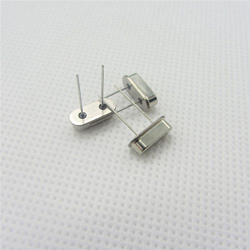 Best Price DIY Electronic Kit 10pcs Resonator Crystal Quartz Oscillator Passive HC-49S 14.318MHz 14.318 MHz 14.318M Hz