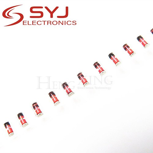 200pcs/lot 0.5W Zener diode DO-35 1/2W LL34 ZMM BZV55C 11V 12V 13V 15V 16V 18V 20V 22V 24V 27V 30V 33V 36V 39V 43V 47V