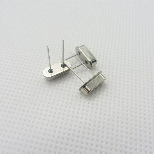 Best Price!!! 10pcs HC-49S 17.734MHz Crystal Oscillator Passive Quartz Resonator 17.734 MHz 17.734M Hz Electronic Kit New