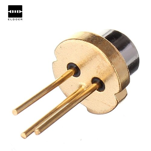 5Pcs/lot High Quality 808nm 300mW 2.2V High Power Burning Infrared Laser Diode Lab 10000 hours Life time