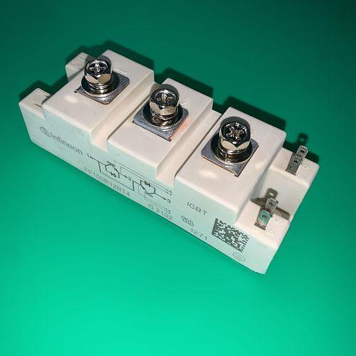 FF100R12RT4 IGBT FF100 R12RT4 MODULE VCES 1200V 100A FF100R12RT4HOSA1 FF100R12 RT4 FF100R 12RT4 FF 100R12RT4 100R12 100-12