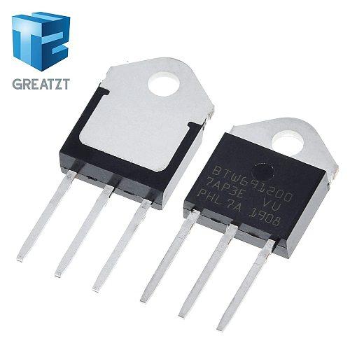 GREATZT BTW69-1200 thyristor 50A/ 1200V TO- 3P 5pcs/lot