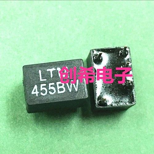 5pcs LTM455BW Ceramic Filter Communication Machine 455BW 2+3 M55BW 455K