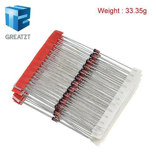 GREATZT 140PCS 14values*10pcs=140pcs 1W Zener diode kit DO-41 3.3V-30V component diy kit