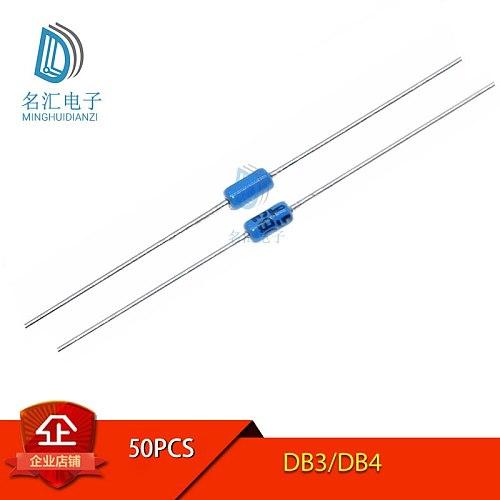 50pcs DB3 DB4 DO-35 DO-204AH DIP Bidirectional Trigger Diode DB-3 DB-4