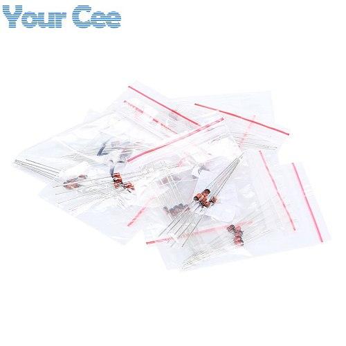 60Pcs/lot 1W Zener Diode Electronic Components Package 3V~9.1V Zener Diode Assorted Kit 12 Kinds Each 5pcs