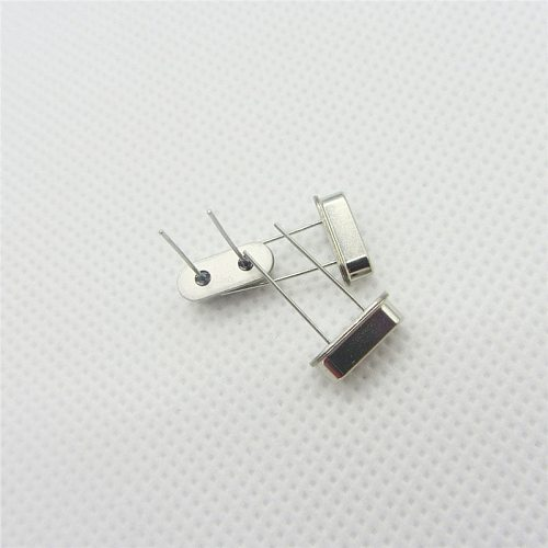 10pcs 25MHz 25 MHz 25.000M Hz 25.000MHZ Crystal Oscillator Quartz Resonator HC-49S In Stock New