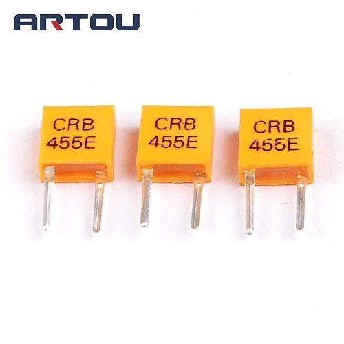 10PCS 455E 455KHz 455K Crystal Oscillator DIP