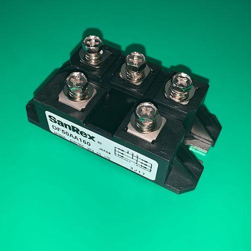DF50AA160 IGBT DF50AA 160 MODULE DIODE THREE PHASES BRIDGE TYPE DF50A A160 DF50 AA160 DF 50AA160