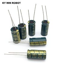 10pcs/lot 6.3V 3300UF 10*20 high frequency low impedance aluminum electrolytic capacitor 3300uf 6.3v