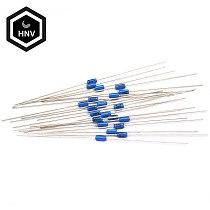 100Pcs Bidirectional trigger diode DB3 blue DB-3 Diac Trigger Diodes DO-35  DO-204AH Wholesale
