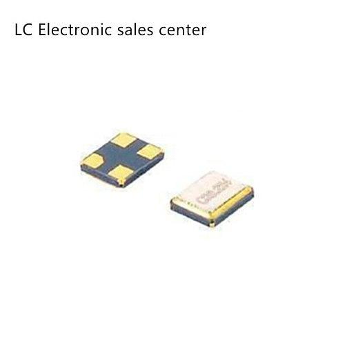 10pcs Passive patch crystal 3225 3.2*2.5mm 4 feet 16MHZ 16.000MHZ 16M 9PF 10PPM resonator