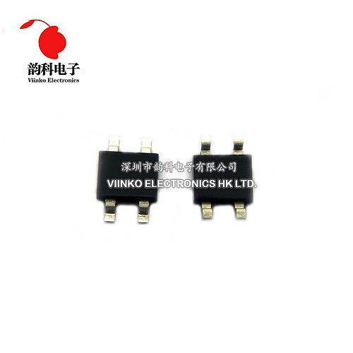 50PCS MB10S 0.5A 1000V SOP-4 Diode Bridge Rectifier SMD