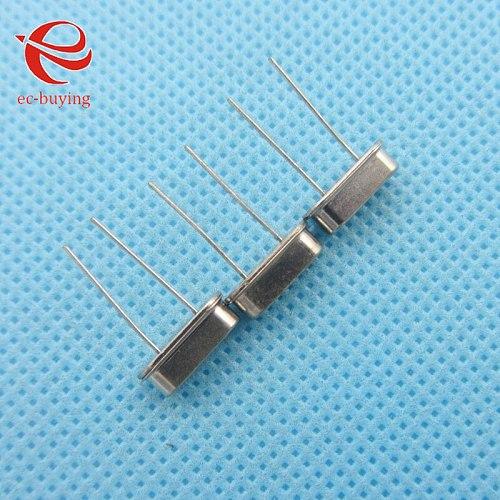 50pcs/lot Crystal Oscillator 3.579545MHz 3.579545 MHz3.579545M Hz 3.579545M Mini Passive Resonator Quartz HC-49S