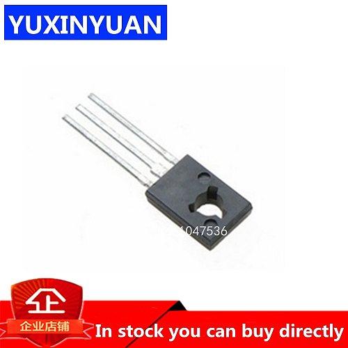 50PCS/Lot Triode Transistor D882 2SD882 3A/40V TO-126 NPN Power Triode New Original