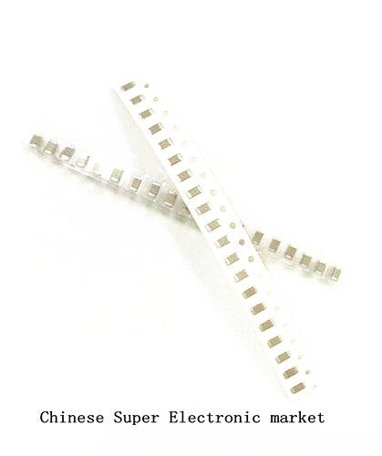 100pcs 1206 SMD capacitor 16V 22uf(226M) 47uf(476M) 100uf(107M) 10UF 4.7UF 1UF 475 225 1UF 0.1UF 0.47UF