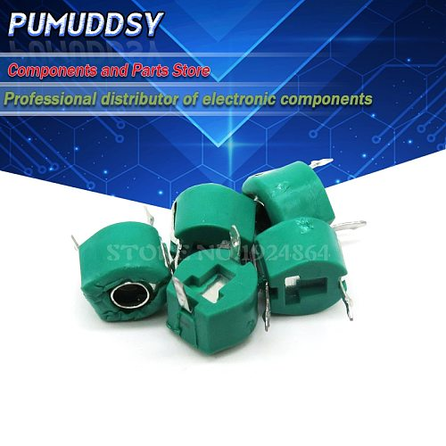 20PCS 30P 30PF 6mm JML06-1 JML06 DIP trimmer Adjustable capacitor