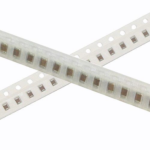 100PCS/LOTE X7R Error 10% 50V 0805 0.1UF 104 1pF ~ 47uF SMD Thick Film Chip Multilayer Ceramic Capacitor 2.2pF 1.2pF 4.7uF