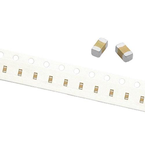 100Pcs 0603 SMD Set of Capacitors 1608 0.1pF-100pF 5% 10pF 22pF 27pF 47pF 50V 0R1C 220J 470J MLCC DIY Kit Full Value Available