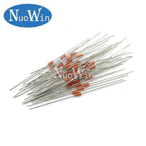 20pcs Thermal Resistor NTC MF58 3950 B 5% 1K 2K 5K 10K 20K 50K 100K 200K 500K 1M ohm Thermistor Sensor