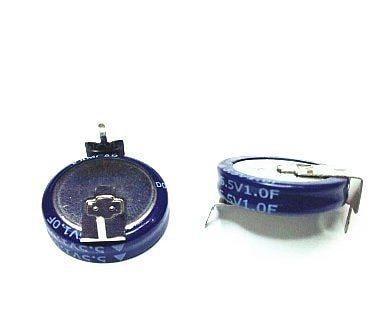Super capacitor farad capacitor 5.5V1F H-type double layer capacitor Farah capacitance  1F 5.5V