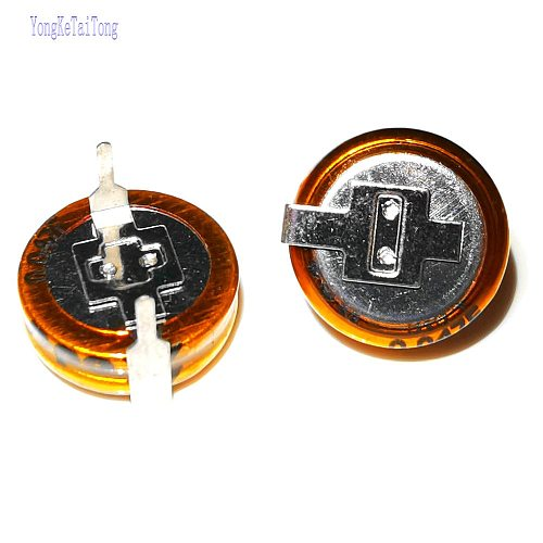 5PCS Taiwan CDA 5.5V 0.022F 0.047F 0.1F 0.22F 0.33F 0.47F CB Series H-type farad capacitor super capacitor