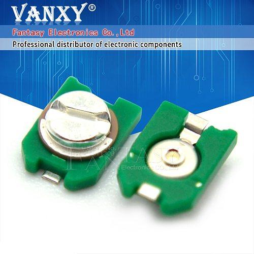 10PCS 3*4 TZC3Z300A110 30PF 30P trimmer Adjustable capacitor