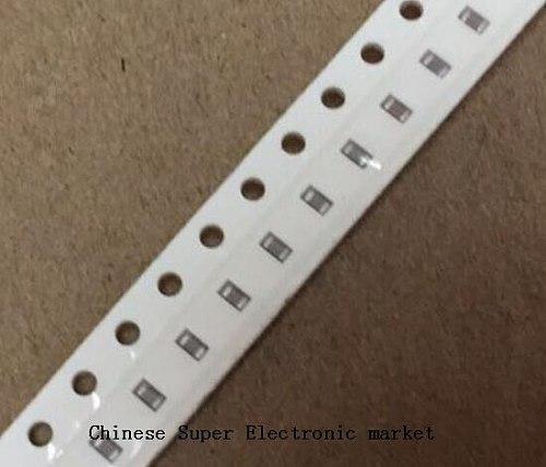 100PCS 0603 1608 10NF 103K 0.01UF 10% Ceramic SMD Capacitor (10PF 15PF 22PF 33PF 47PF 100PF 220PF 330PF 470PF 1NF 2.2NF 220NF
