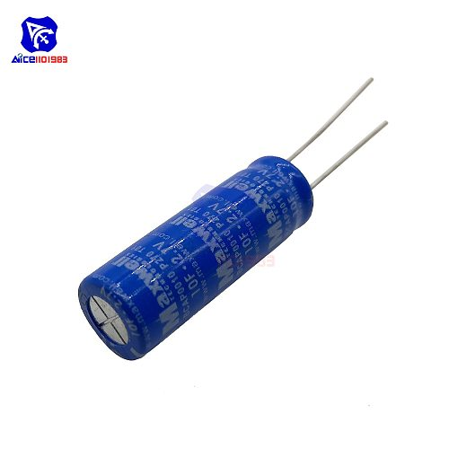 Super Capacitor 2.7V 10F 30*10mm Low ESR High Frequency Super Farad Capacitor 2.7V10F 30x10mm for Car Vehicle Auto Power Supply