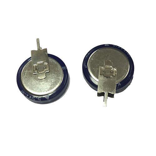 FREE SHIPPING 10pcs 1.0F 1 Farad 1F 5.5V Elna Super Capacitor Dynacap 5.5 V