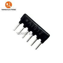 20pcs DIP exclusion Network Resistor array 6pin 220 330 470 510 1K 1.5K 2K 2.2K 3K 3.3K 4.7K 5.1K 10K 22K 47K 100K ohm