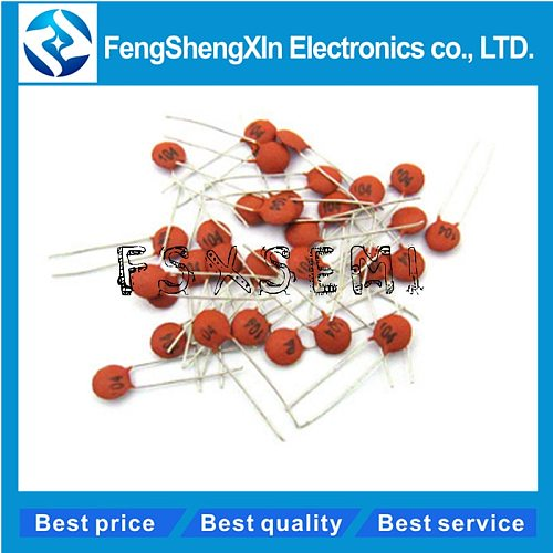100pcs Ceramic capacitor 50V 1pF ~ 100nF 104 4.7PF 10PF 22PF 33PF 47PF 100PF 101 220PF 221 330PF 331 470PF 471 1NF 103 47NF 473