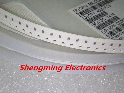 100PCS 0603 104k 100nF 0.1uF 10% X7R 50V chip SMD Ceramic capacitor