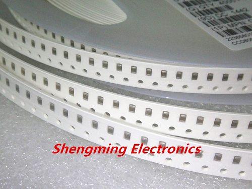 100pcs 100nF X7R Error 10% 50V 0805 0.1UF 104 SMD Thick Film Chip Multilayer Ceramic Capacitor