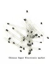 10pcs 10k OHM NTC MF52AT 3950 Thermistor Resistor NTC-MF52AT MF52 10K +/-1% Thermal Resistor