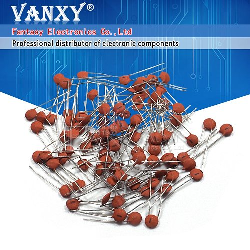 200PCS Ceramic capacitors 50V 22PF 22P Ceramic dielectric Capacitor