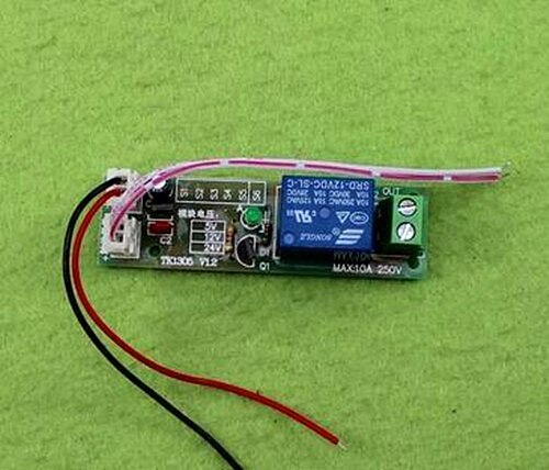Free Shipping!!!  12V Multifunction relay / 0 to 60 minutes delay / 10A load / Industrial Design / Electronic Component