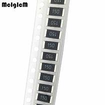 MCIGICM 1W 50pcs 2512 smd chip resistor 100 resistors 0R-22M 10K 100K 100R 1R 150R R050 Power amplifier 2512 smd