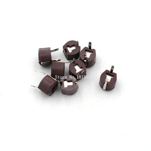 20PCS/LOT 60P 60PF 6mm JML06-1 DIP Trimmer Capacitor  Adjustable Capacitor DIP Capacitance