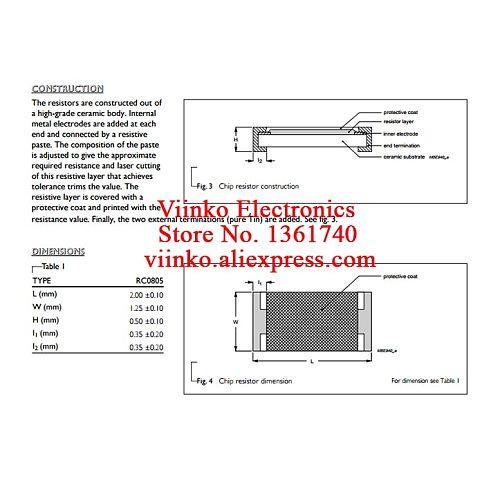 100pcs 0805 1% SMD resistor 1/8W 60.4R 61.9R 62R 63.4R 64.9R 66.5R 68R 68.1R 69.8R 60.4 61.9 62 63.4 64.9 66.5 68 68.1 69.8 ohm