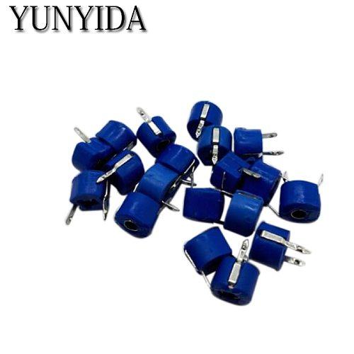 Free Shipping 20pcs,JML06-1-5P 5pf 6mm JML06-1 DIP trimmer Adjustable capacitor