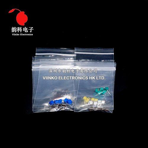 45pcs=9value*5pcs Trimmer Adjustable Capacitor Assortment Kit JML06 5pf 10pf 20pf 30pf 40pf 50pf 60pf 70pf 120pf Capacitors Set