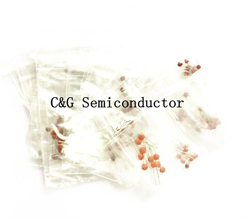 300pcs 30value 50V Ceramic Capacitor Assorted kit Assortment Set 30value*10pcs=300pcs
