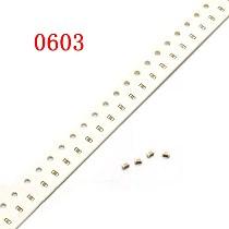 100pieces 100 NF X7R error 10% 50V 0603 104 SMD thick film chip multilayer ceramic capacitor